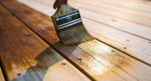 Cuidados y tratamientos de la madera.