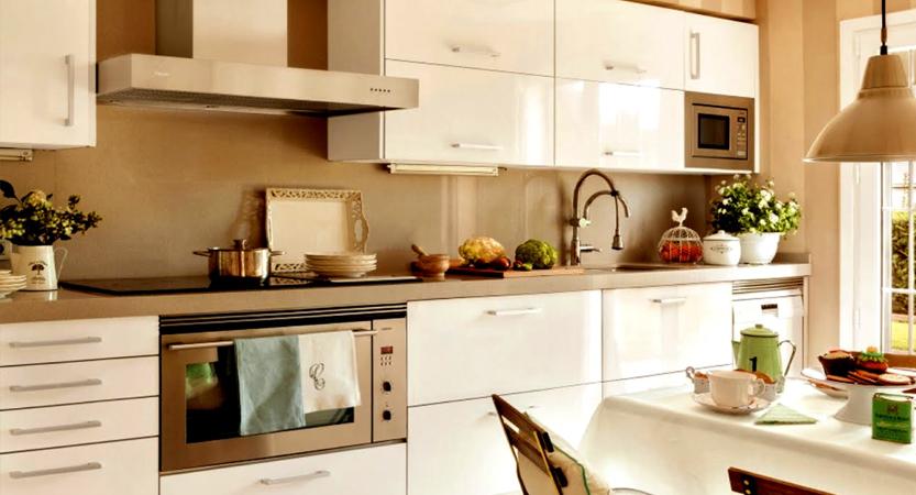 Muebles de cocina, del diseño a su construcción.