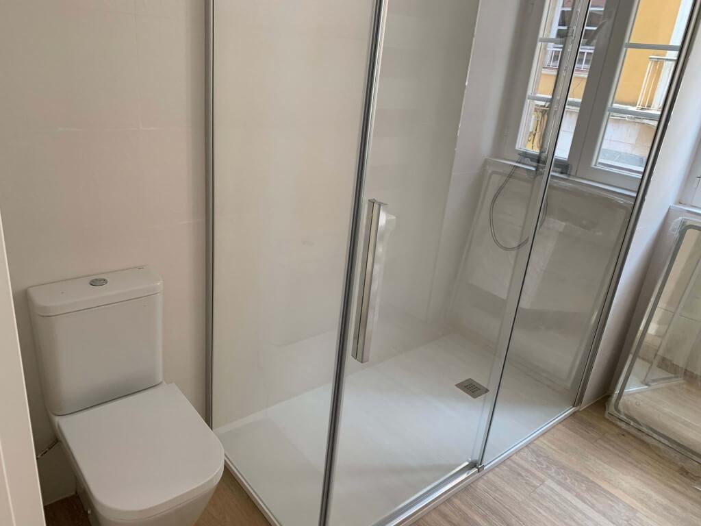 Instalación de cuartos de baños en Cantabria