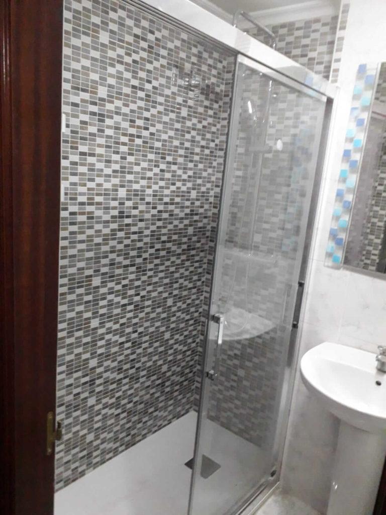 Reforma cuarto de baño en Cantabria